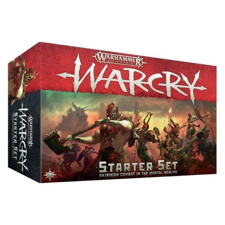 Games Workshop Warhammer Age of Sigmar: Warcry Starter Set