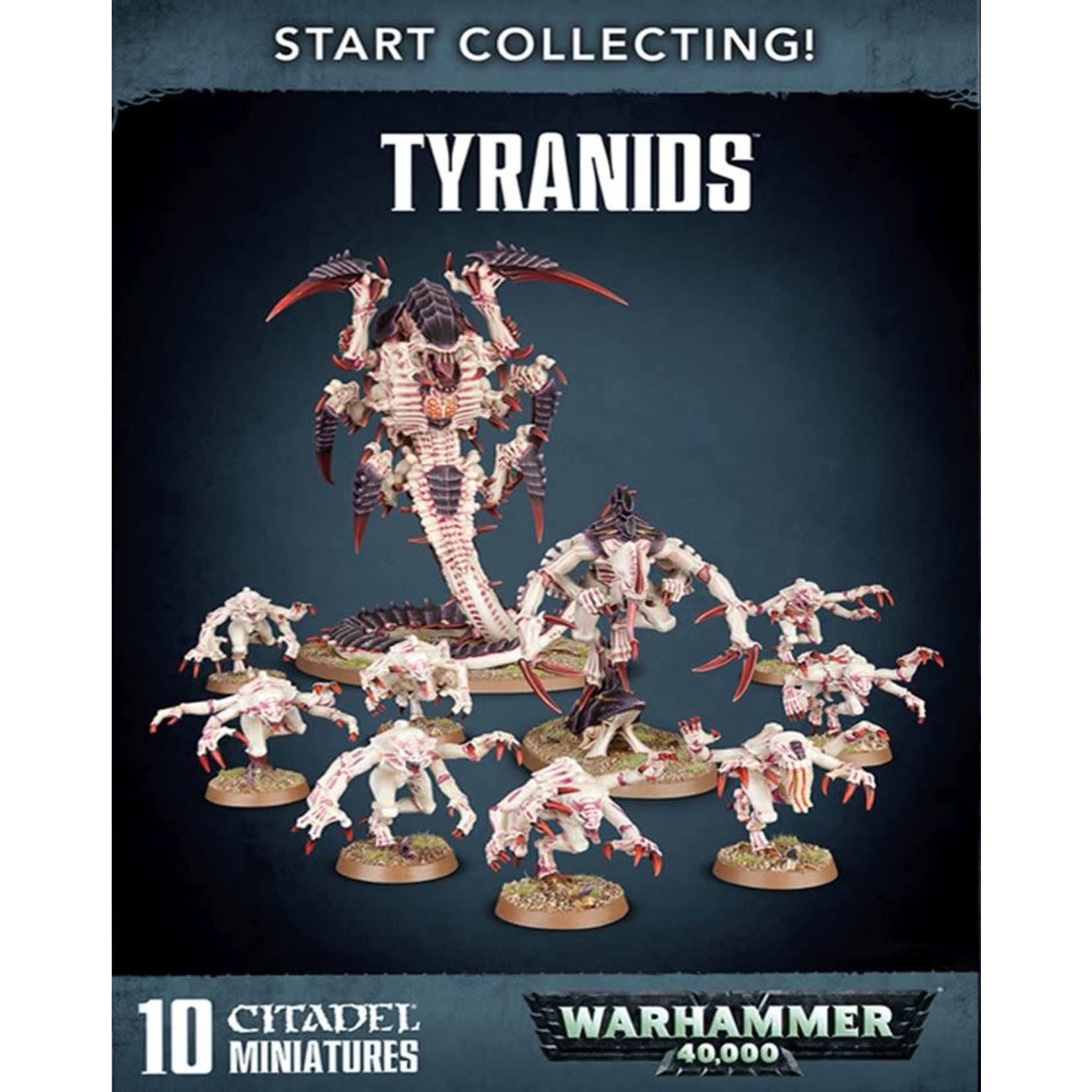 Games Workshop Warhammer 40k: Start Collecting! Tyranids (Trigon)