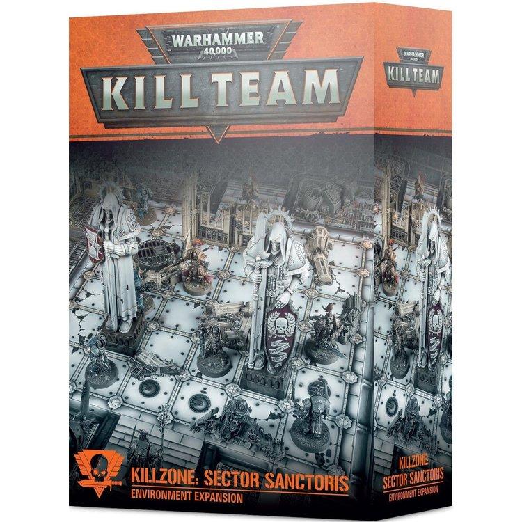 Games Workshop Warhammer 40k: Kill Team: Sector Sanctoris Environment Expansion
