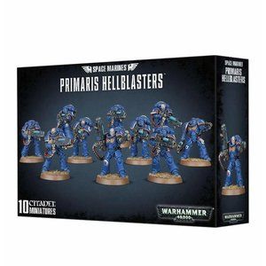 Games Workshop Warhammer 40k: Space Marines: Primaris Hellblasters