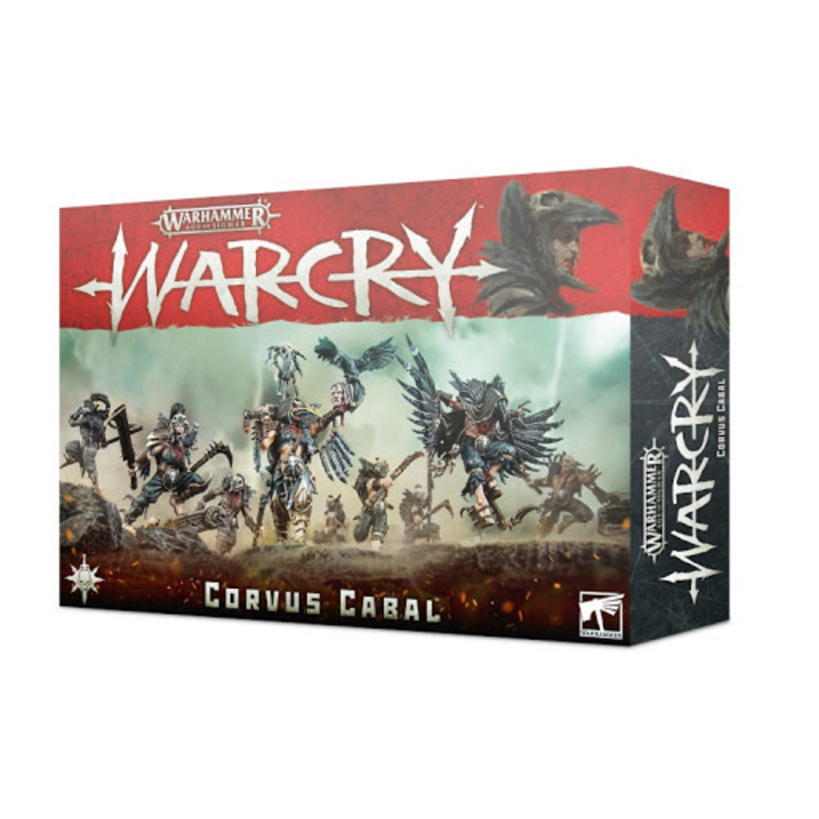 Games Workshop Warhammer Age of Sigmar: Warcry: Corvus Cabal