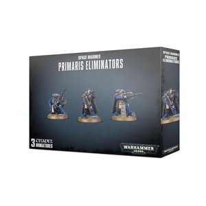 Games Workshop Warhammer 40k: Space Marines: Primaris Eliminators