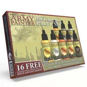 The Army Painter The Army Painter: Warpaints Metallic Paint Set