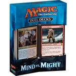 Wizards of the Coast Magic the Gathering: Duel Deck: Mind vs. Might