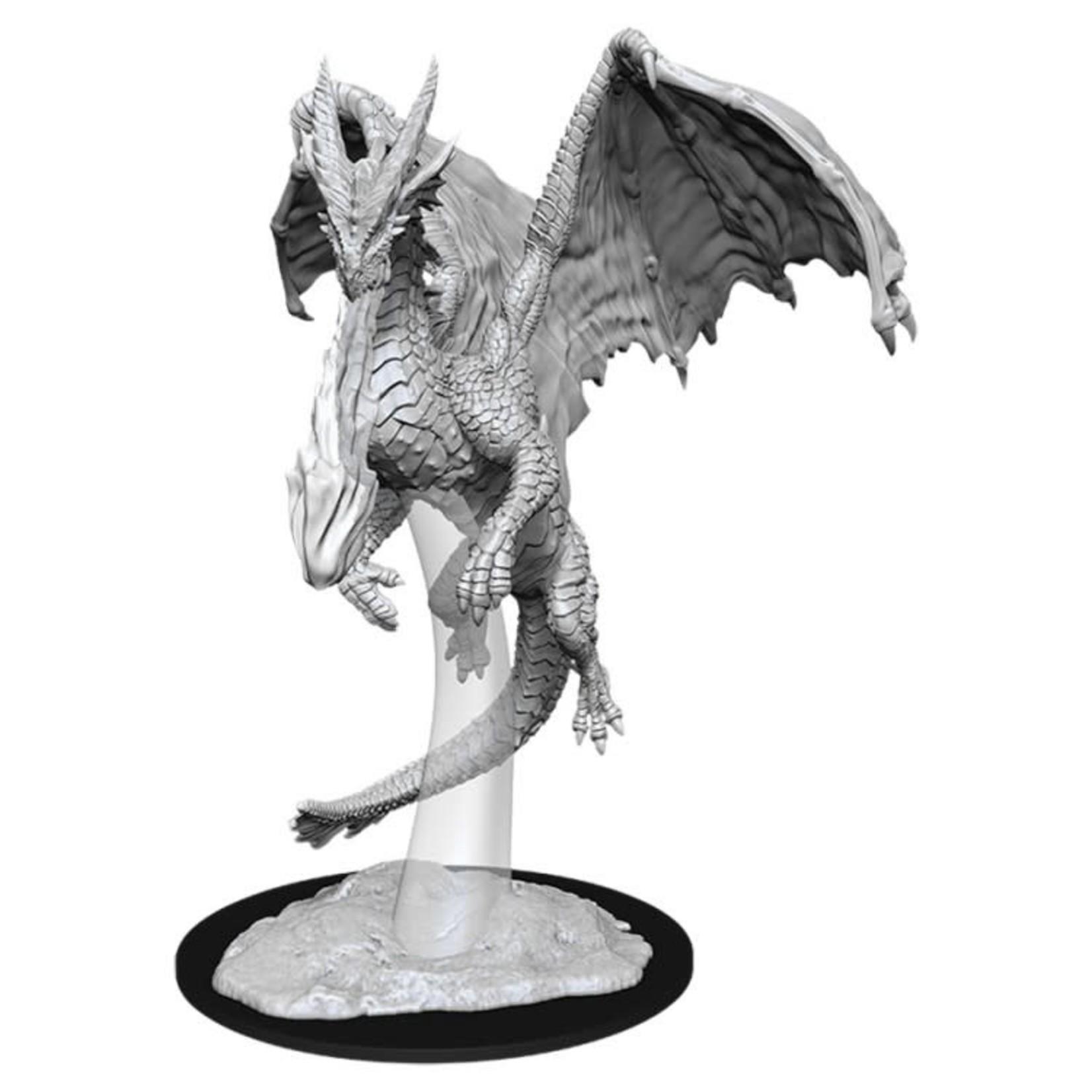 WizKids D&D Nolzur's Marvelous Miniatures: Young Red Dragon (W11)