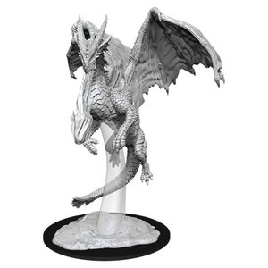 WizKids D&D Nolzur's Marvelous Miniatures: Young Red Dragon (W11)