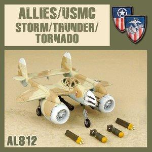 Dust DUST 1947: Allies/USMC Storm/Thunder/Tornado