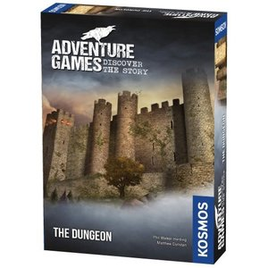 Thames Kosmos Adventure Games: The Dungeon