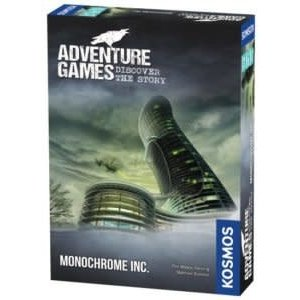 Thames Kosmos Adventure Games: Monochrome Inc.