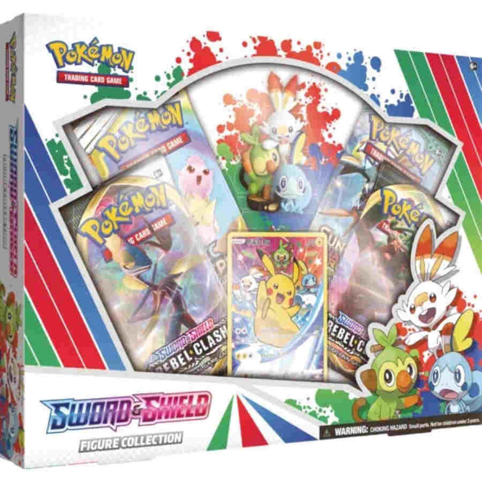 Pokemon International Pokemon Trading Card Game: Sword & Shield Figure Collection