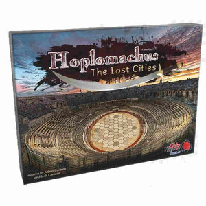 Chip Theory Games Hoplomachus: The Lost Cities