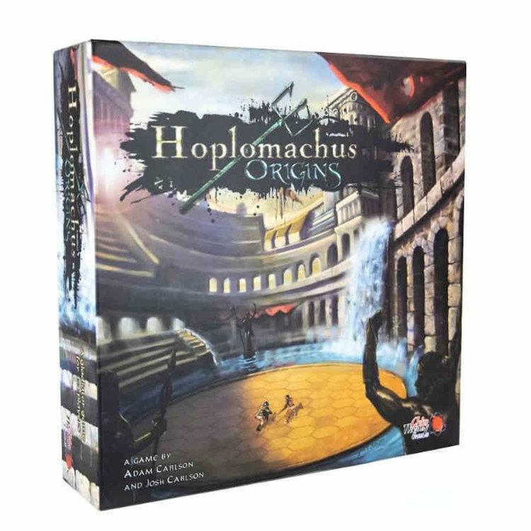 Chip Theory Games Hoplomachus: Origins