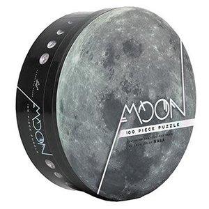 Mudpuppy Mudpuppy - 100 Piece Puzzle: Moon