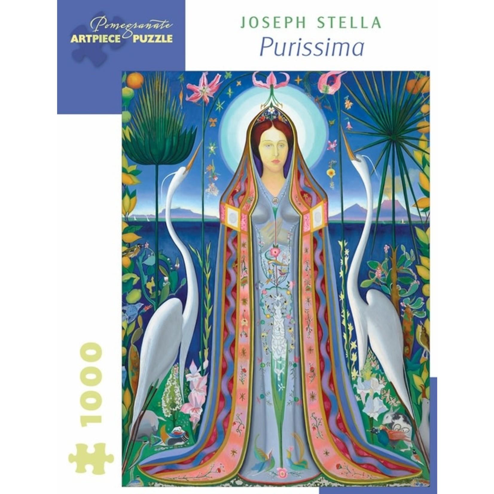 Pomegranate Pomegranate - 1000 Piece Puzzle: Joseph Stella Purissima