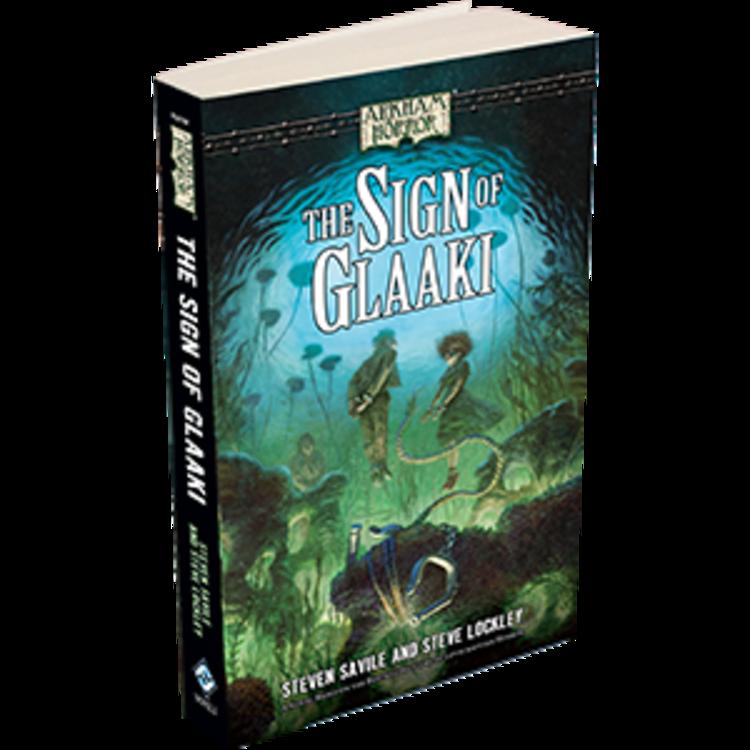 Fantasy Flight Games Arkham Horror Novella: The Sign of Glaaki