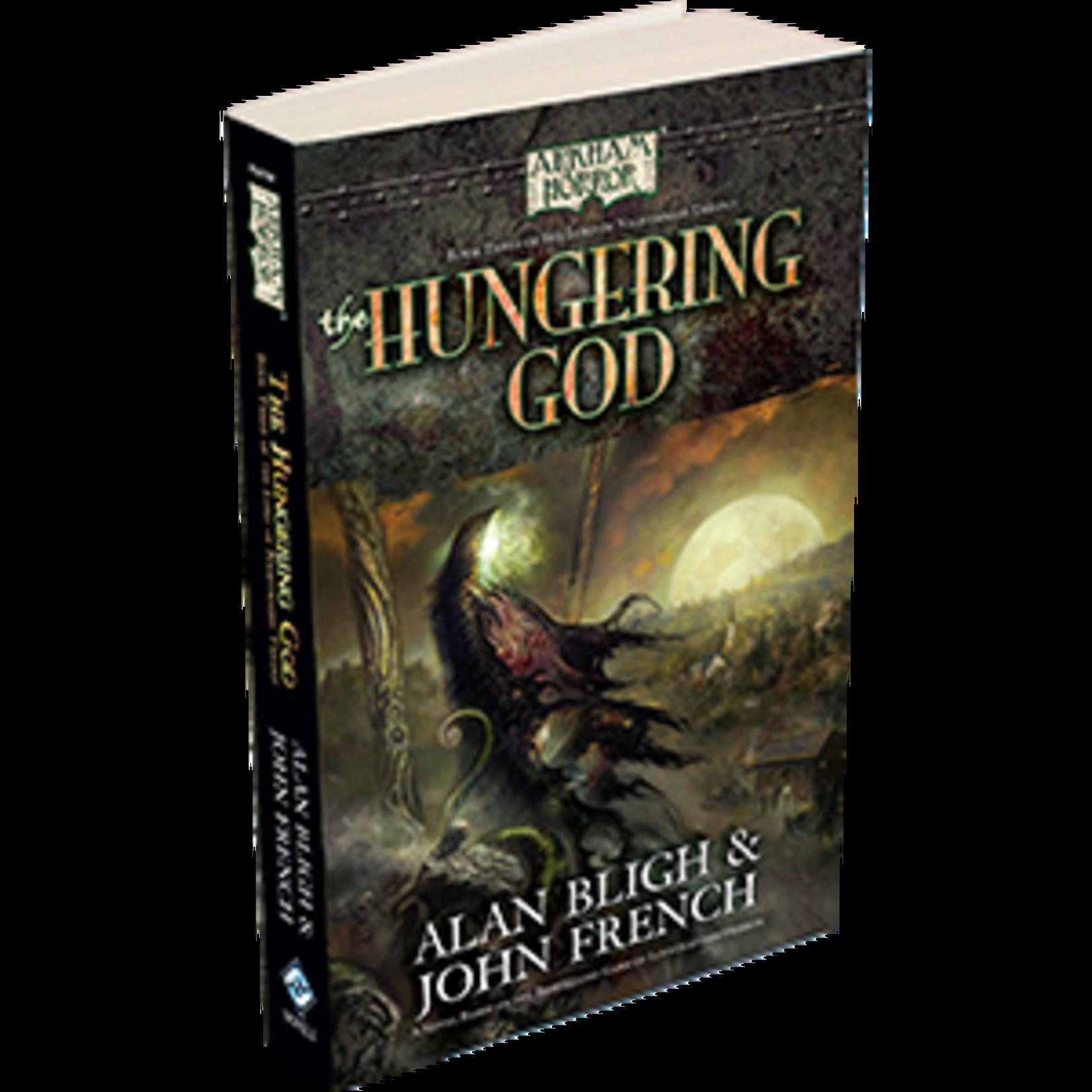 Fantasy Flight Games Arkham Horror Novella: The Hungering God
