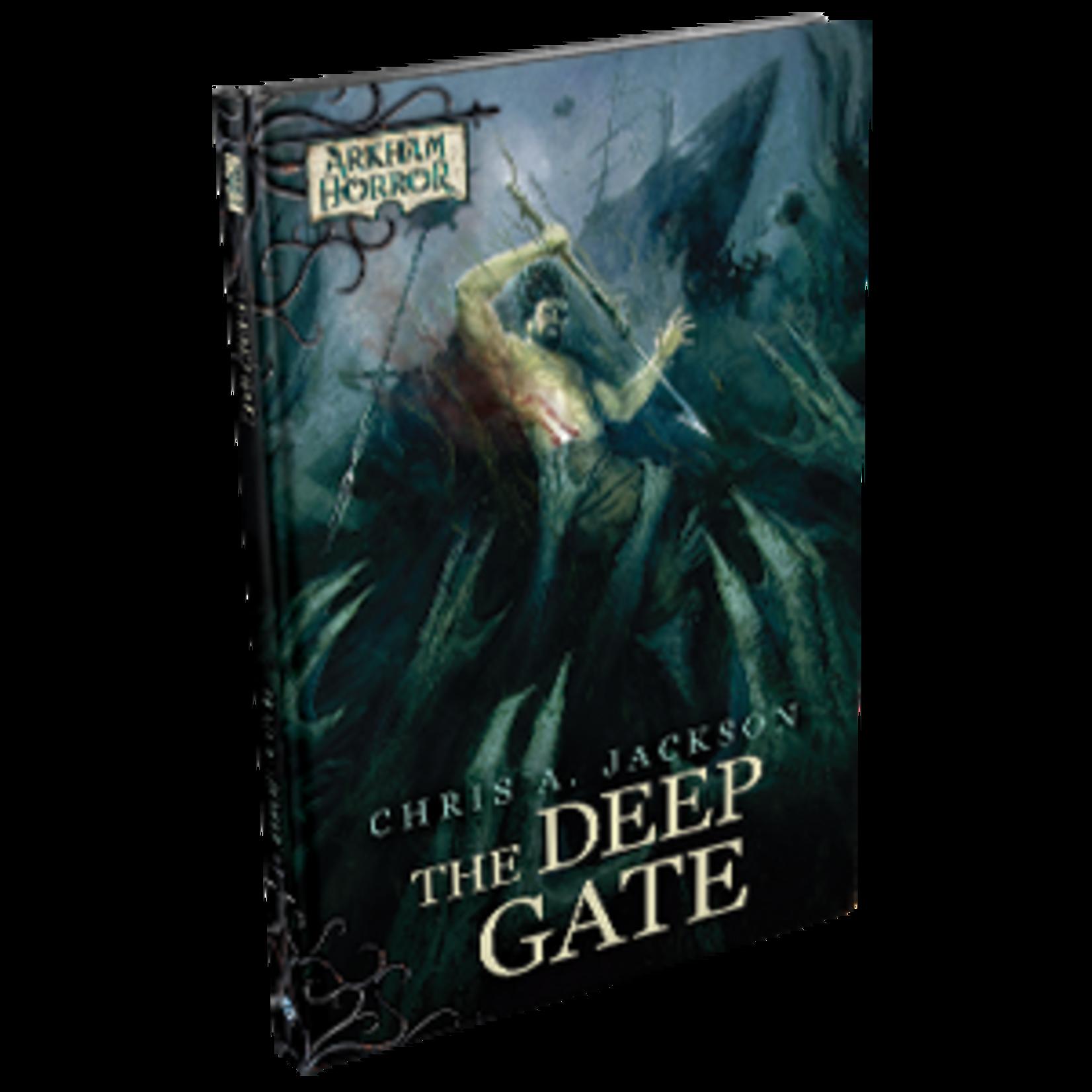 Fantasy Flight Games Arkham Horror Novella: The Deep Gate