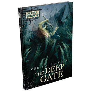 Fantasy Flight Games Arkham Horror Novella: The Deep Gate