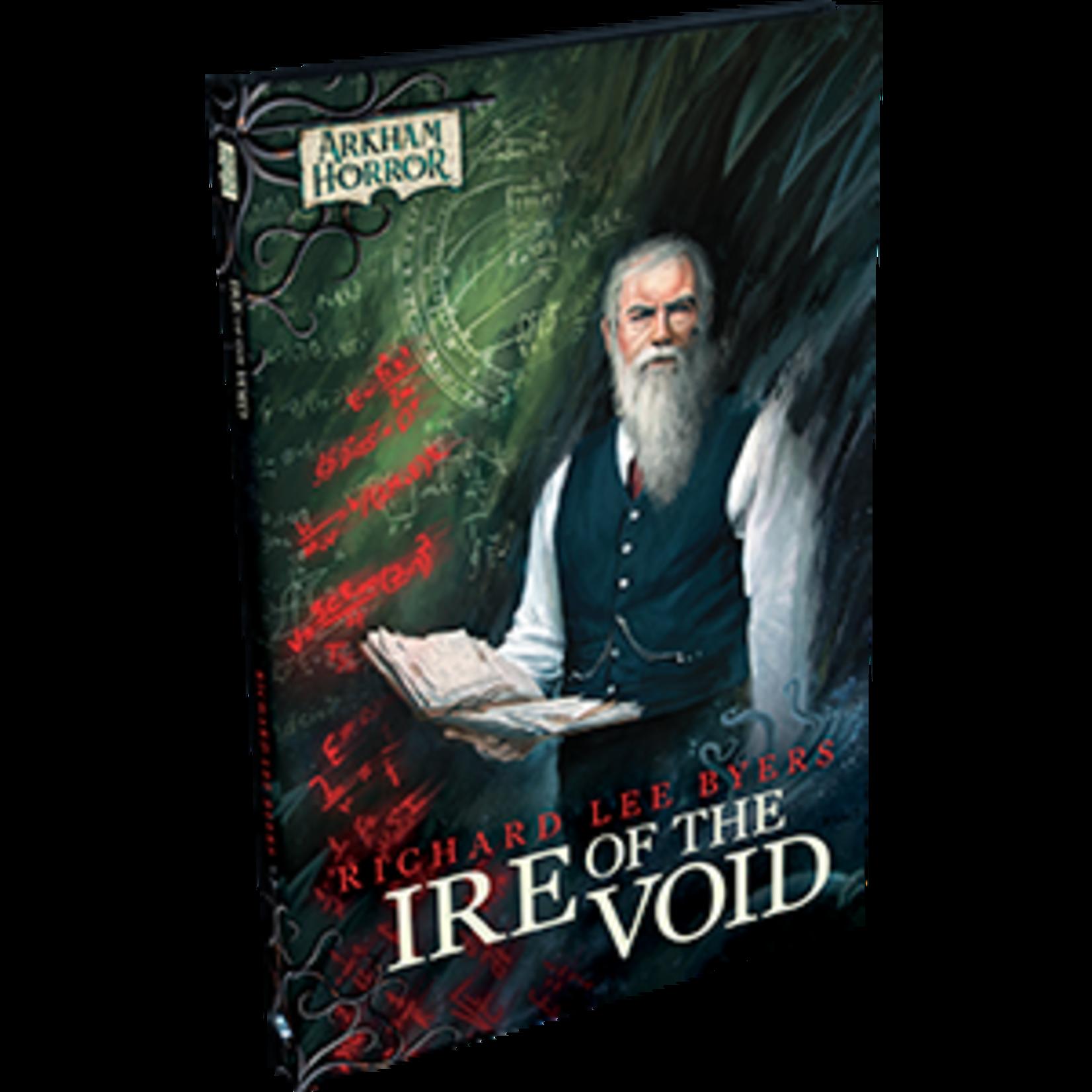 Fantasy Flight Games Arkham Horror Novella: Ire of the Void