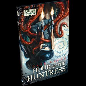 Fantasy Flight Games Arkham Horror Novella: Hour of the Huntress Hardcover