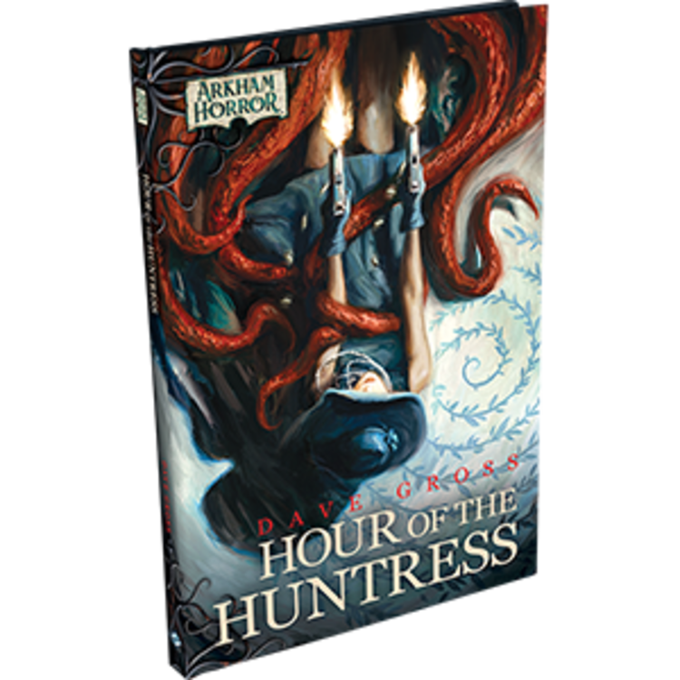 Fantasy Flight Games Arkham Horror Novella: Hour of the Huntress Hardcover
