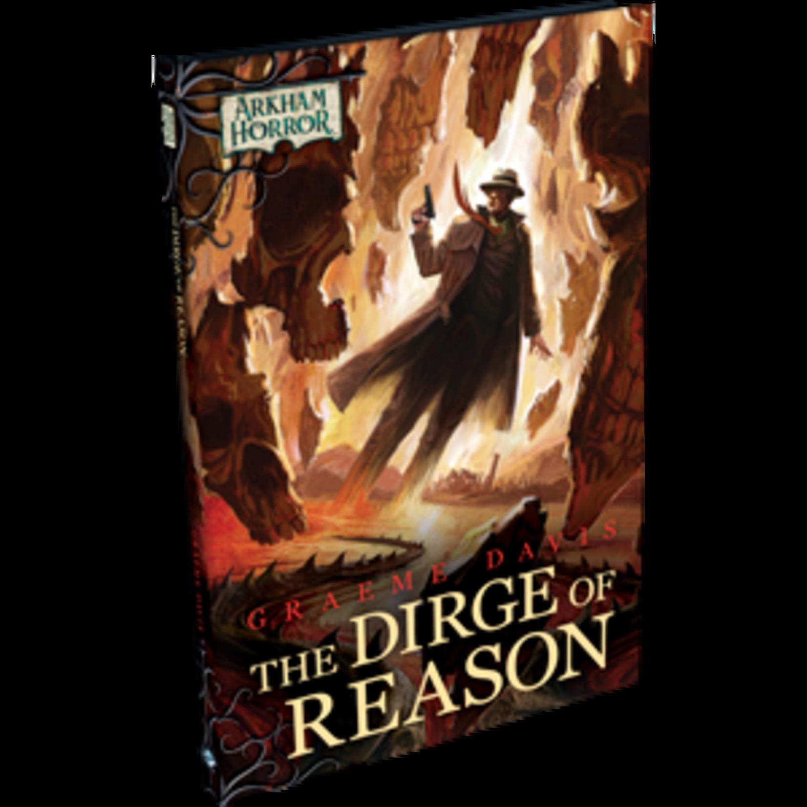 Fantasy Flight Games Arkham Horror Novella: The Dirge of Reason