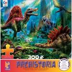 ceaco Ceaco - 300 Piece Puzzle: Prehistoria - Spinosaur
