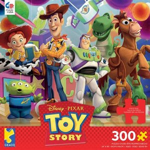 ceaco Ceaco - 300 Piece Puzzle: Disney Collection - Toy Story