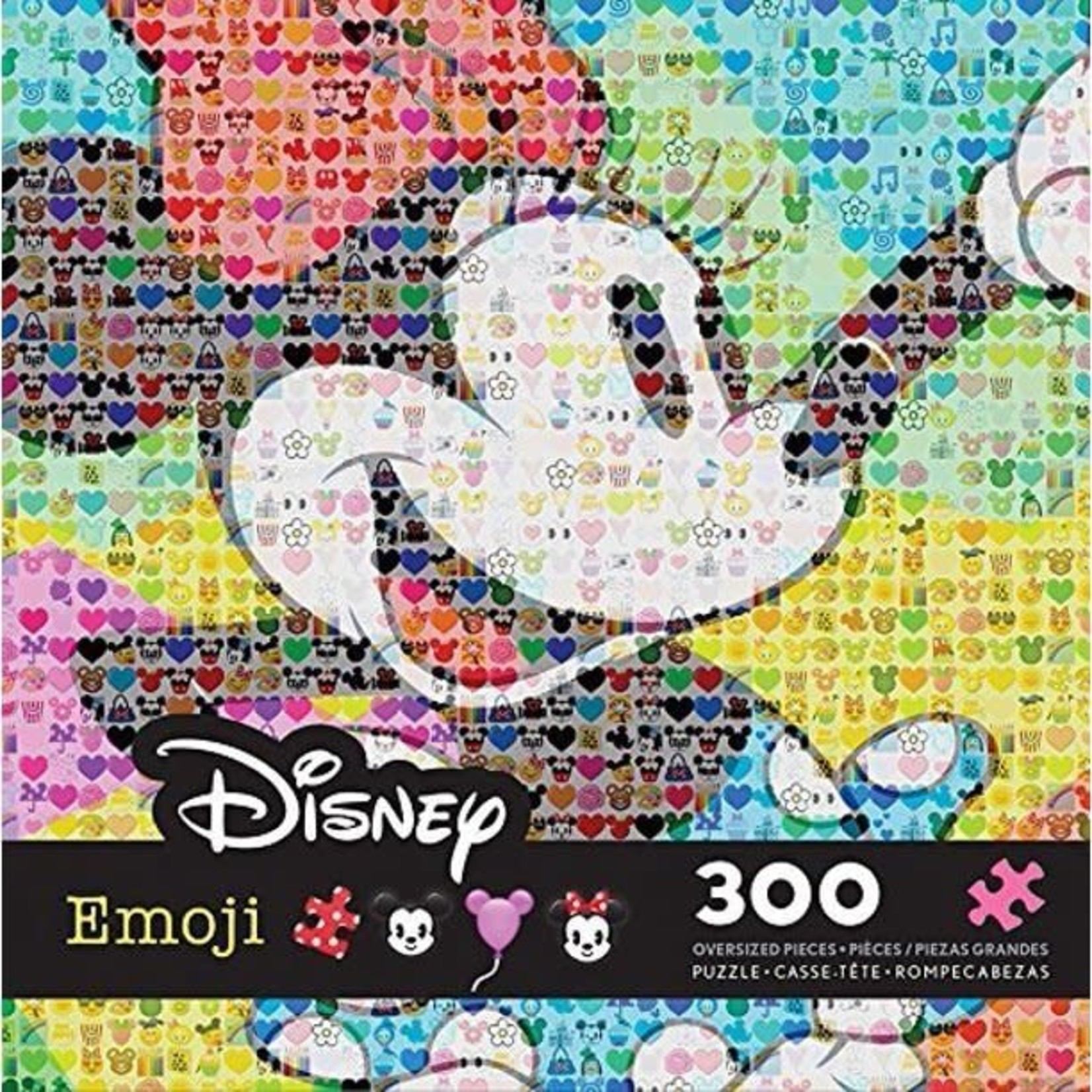 ceaco Ceaco - 300 Piece Puzzle: Disney Collection - Minnie Emoji