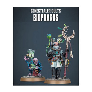 Games Workshop Warhammer 40k: Genestealer Cults: Biophagus