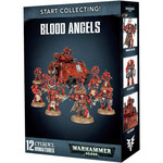 Games Workshop Warhammer 40k: Start Collecting! Blood Angels