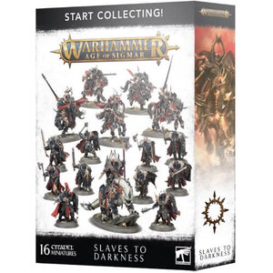 Games Workshop Warhammer AoS: Start Collecting!  Slaves to Darkness