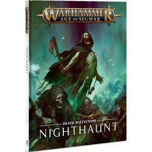 Games Workshop Warhammer Age of Sigmar:  Battletome - Nighthaunt