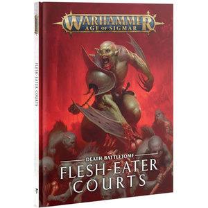 Games Workshop Warhammer Age of Sigmar: Battletome - Flesh-eater Courts