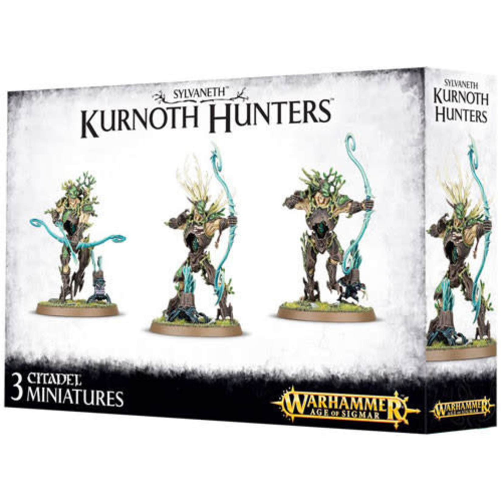 Games Workshop Warhammer Age of Sigmar: Sylvaneth Kurnoth Hunters