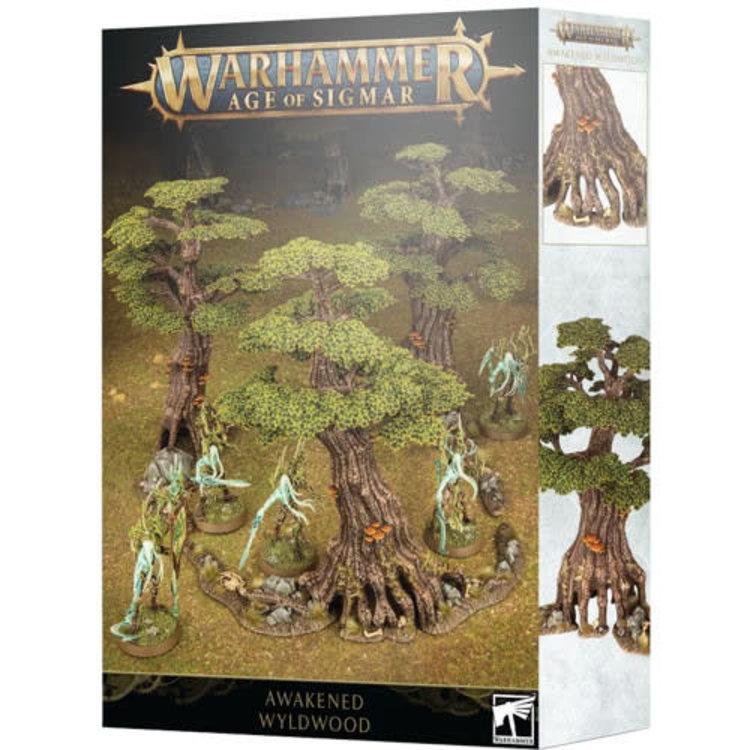 Games Workshop Warhammer Age of Sigmar: Sylvaneth - Awakened Wyldwood