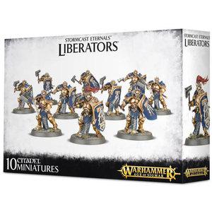 Games Workshop Warhammer AoS: Stormcast Eternals Liberators (10)