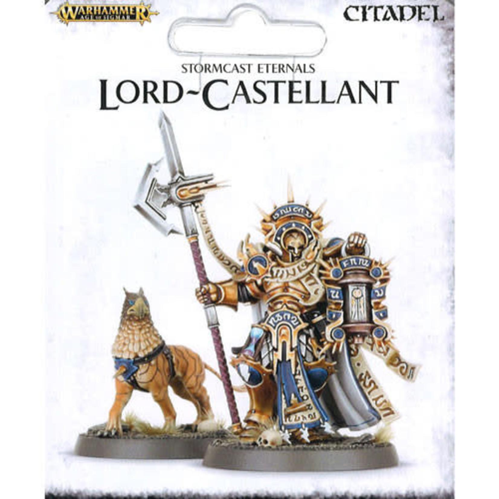 Games Workshop Warhammer Age of Sigmar: Stormcast Eternals Lord-Castellant