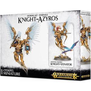 Games Workshop Warhammer Age of Sigmar: Stormcast Eternals Knight-Azyros/Knight-Venator