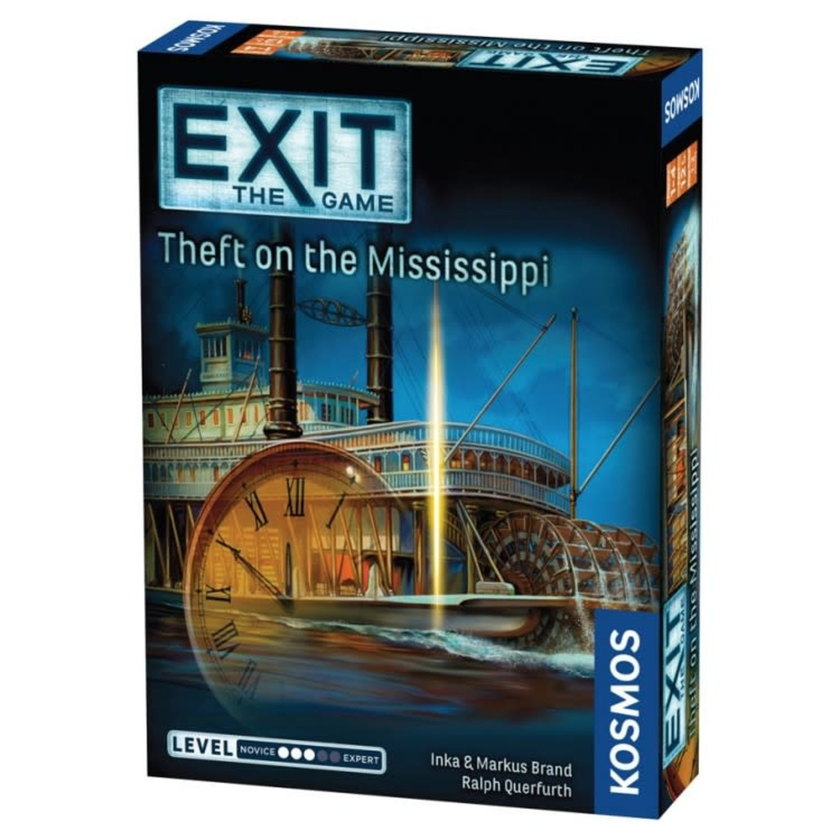 Thames Kosmos Exit: Theft on the Mississippi