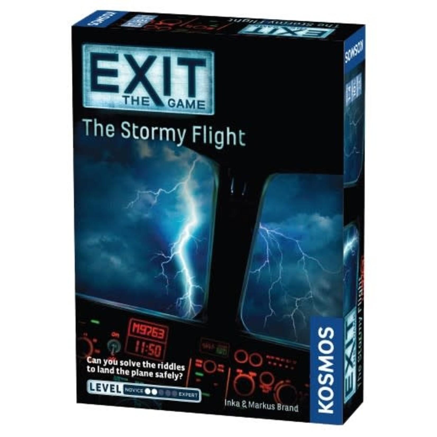 Thames Kosmos Exit: The Stormy Flight