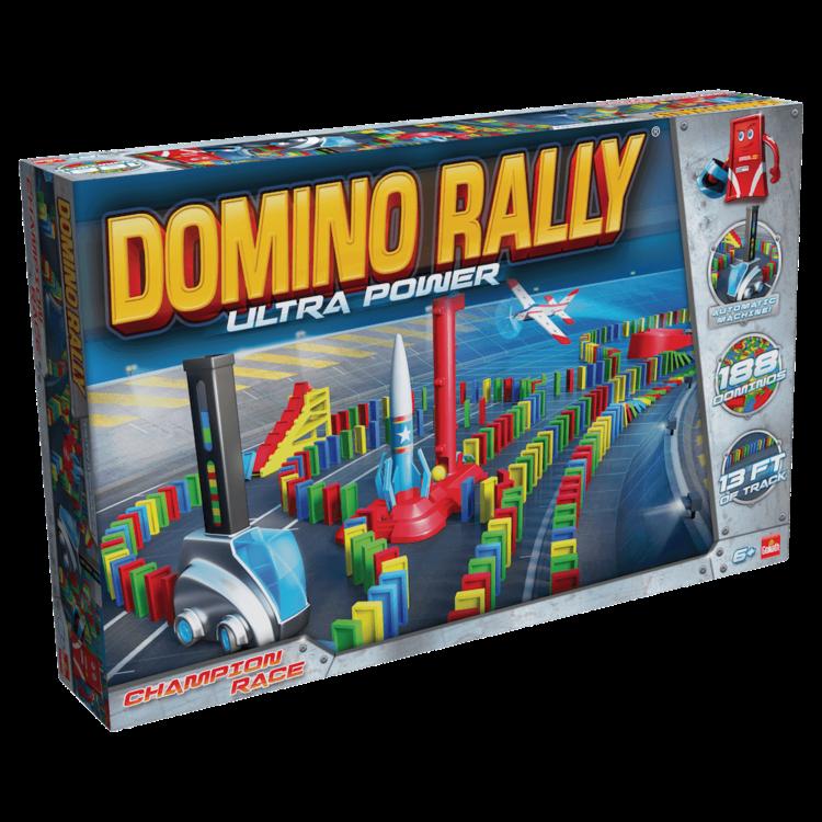 Jax Ltd Domino Rally: Ultra Power