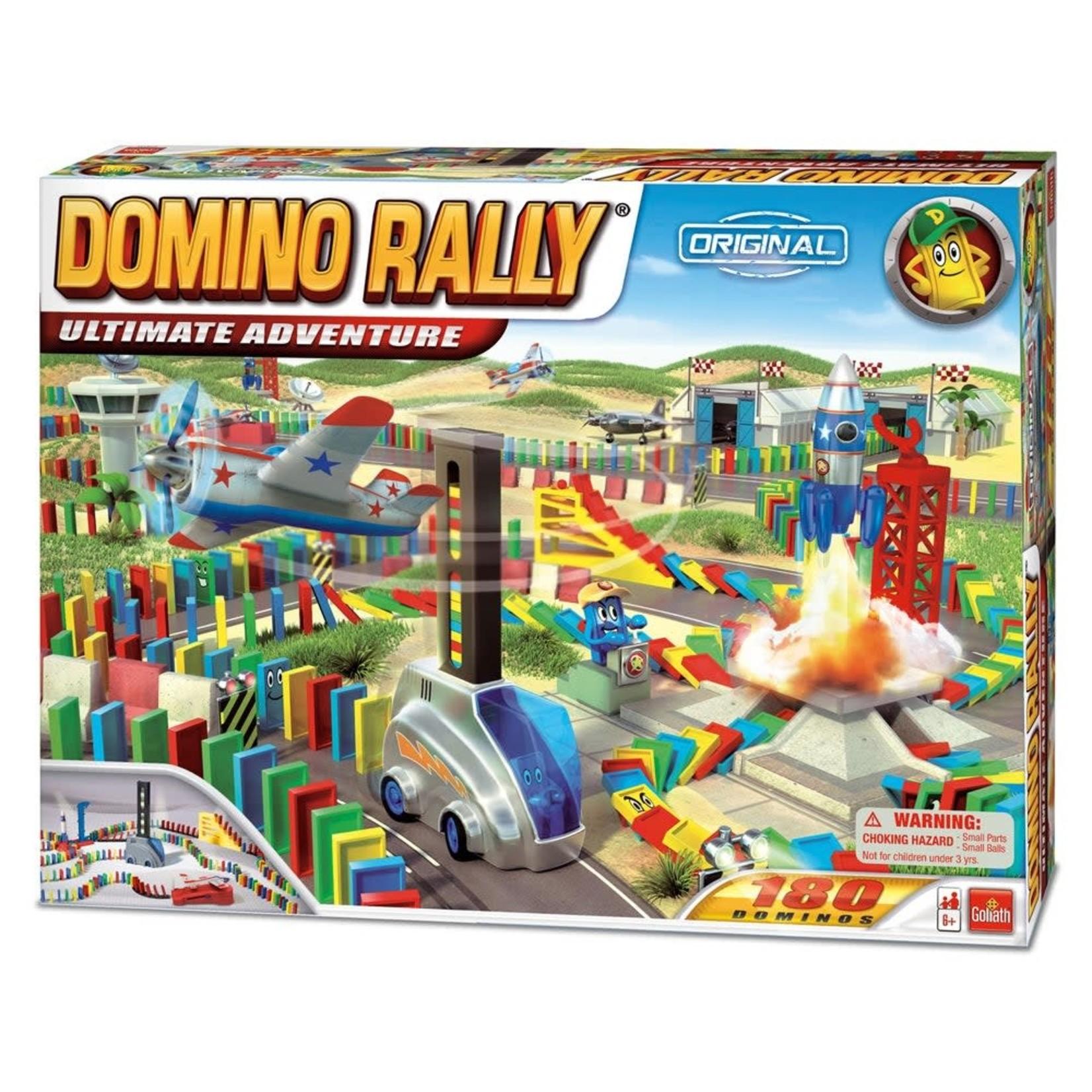 Jax Ltd Domino Rally: Ultimate Adventure