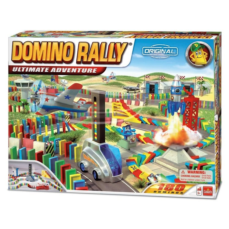 Jax Ltd Domino Rally: Ultimate Adventure