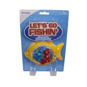 Pressman Pressman Mini Classics: Let's Go Fishin'