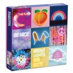 Galison Galison - 300 Piece Puzzle: Electric Confetti