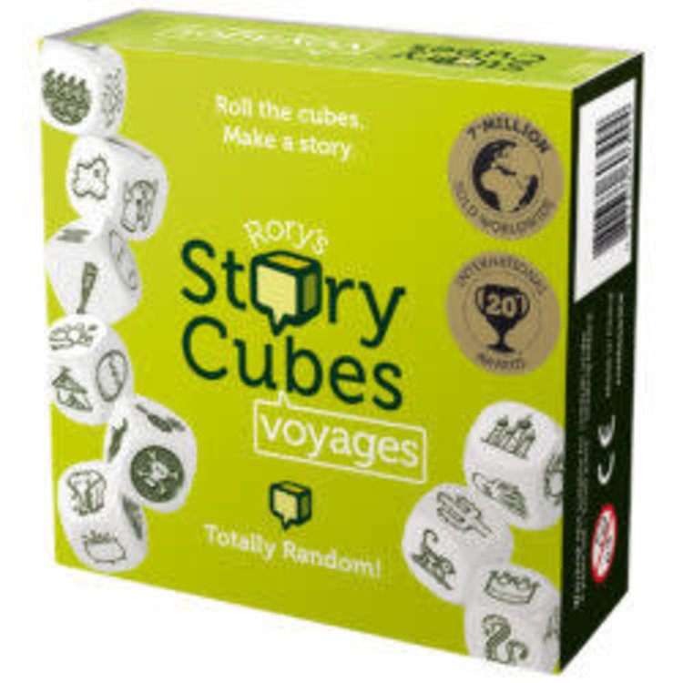 Asmodee Editions Rory's Story Cubes Voyages