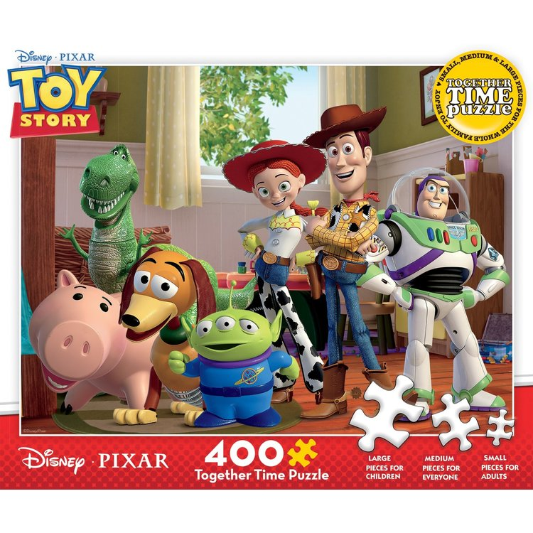 ceaco Ceaco - 400 Piece Puzzle: Together Time - Disney/PIXAR Toy Story