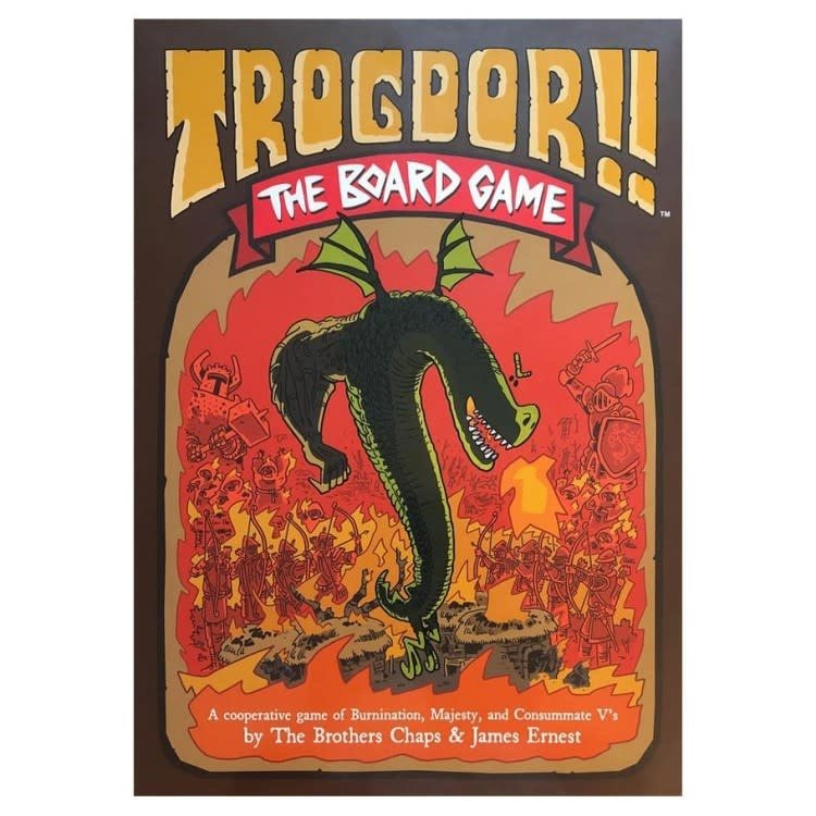 Home Star Runner Trogdor! The Board Game!