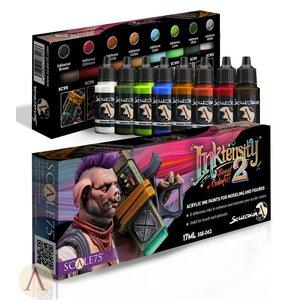 Scale75 Scale75: Inktensity 2 Paint Set